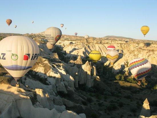 Cappadocia Voyager Balloons: Cappadocia
