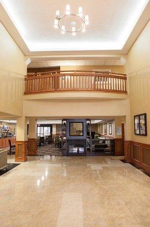 Holiday Inn Express Canton : Reception