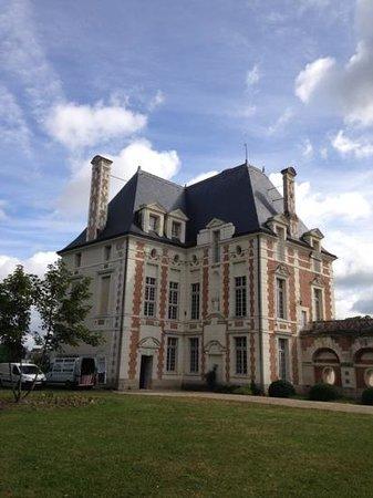 Chateau de Selles sur Cher: Chateau