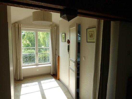 Le Closet des Moustiers : Eingangsbereich Appartement