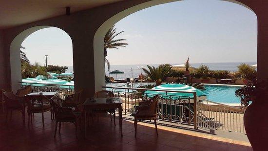 Hotel Parco Smeraldo Terme: schöner Blick