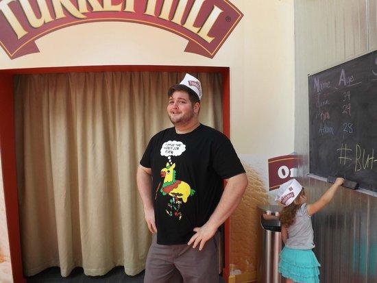Turkey Hill Experience: fun, fun, fun