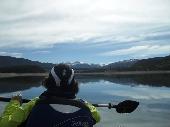 Adventure Paddle Tours: View from kayak
