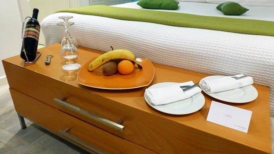 Mykonos Theoxenia : Inside hotel room