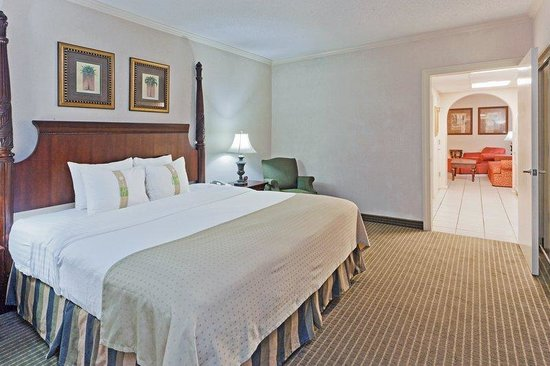 Holiday Inn Hotel & Suites Ocean City : Suite with one King bed.