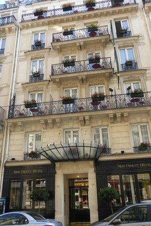 New Orient Hotel: Neew Orient Hotel