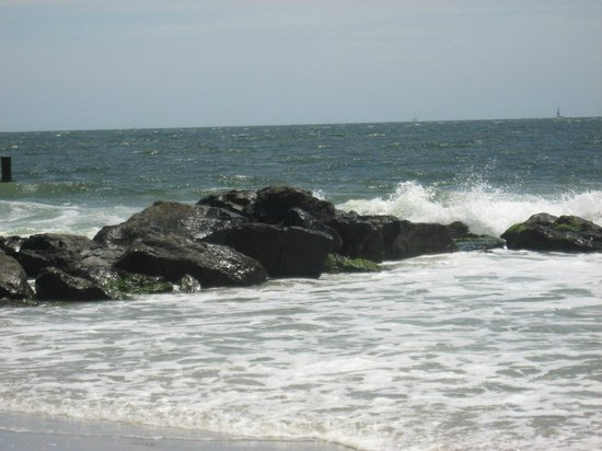 Ocean City Boardwalk: 1st beach