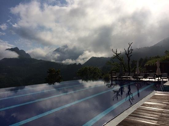 Lefay Resort & Spa Lago di Garda : Pool