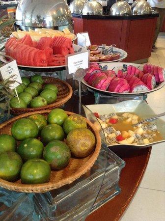 Pan Pacific Hanoi: Breakfast