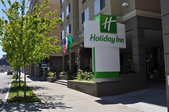 Holiday Inn Seattle Downtown: We are proud to be the first relaunched in Seattle!