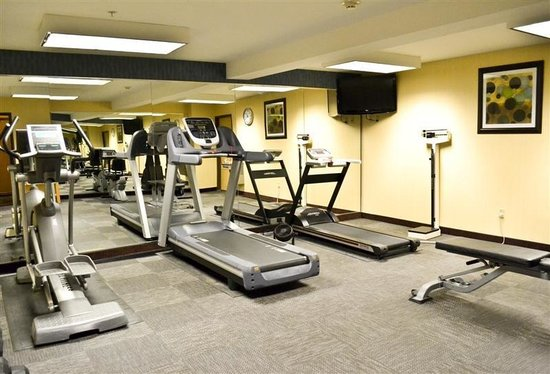 Holiday Inn Seattle Downtown: Fitness Center