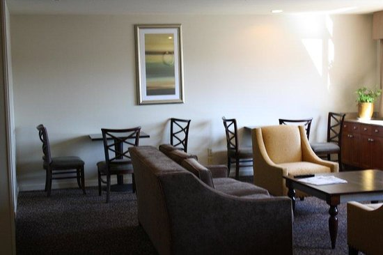Holiday Inn Seattle Downtown: Our Executive Lounge is great for small gatherings