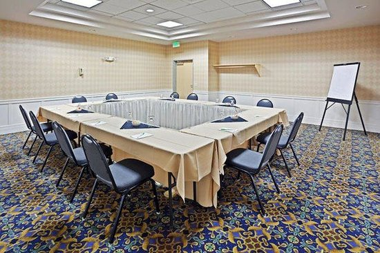 Holiday Inn Seattle Downtown: Cascade Meeting Room