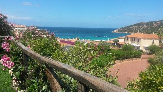 Hotel Punta Est: vista esterna