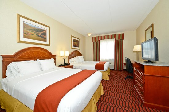 Comfort Inn Lancaster - Rockvale Outlets: Double Queen Room
