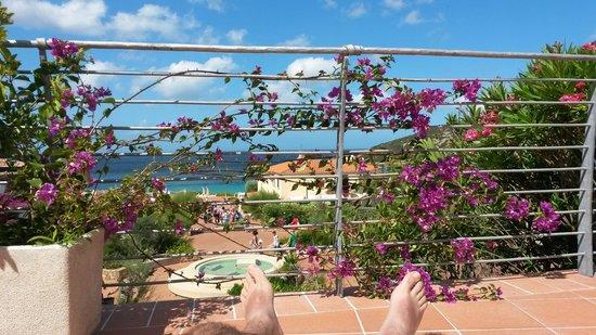 Hotel Punta Est: vista da piscina