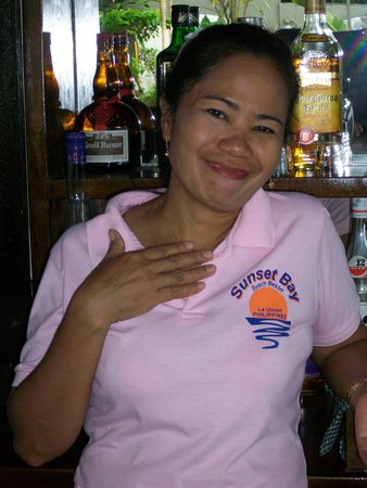 Sunset Bay Beach Resort: The staff is what makes it special here