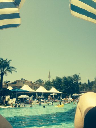 Candan Club Hotel: Pool