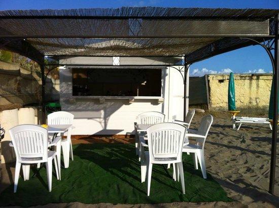Hotel Club Sabbiadoro: HotelClub Sabbiadoro Beach Bar