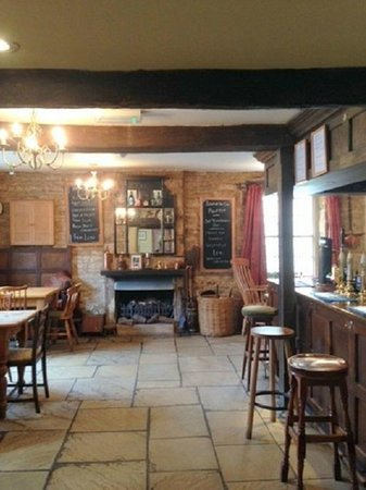 The Royal Oak: Dining Area