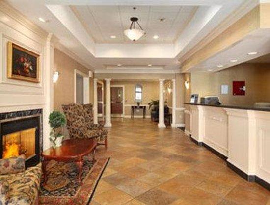 Days Inn Alta Vista: Lobby