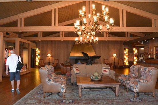 Little America Hotel Flagstaff: L'accueil