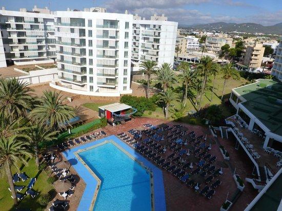 The New Algarb Hotel: vistas desde la habitacion