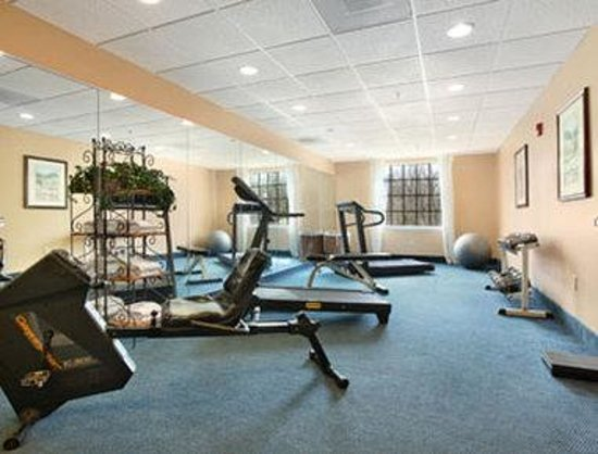 Days Inn Alta Vista: Fitness Centre