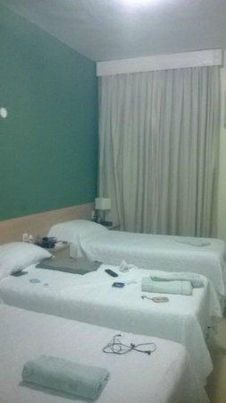 Hotel Vina Del Mar: FOTO DO QUARTO