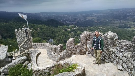 Castle of the Moors : belíssimo