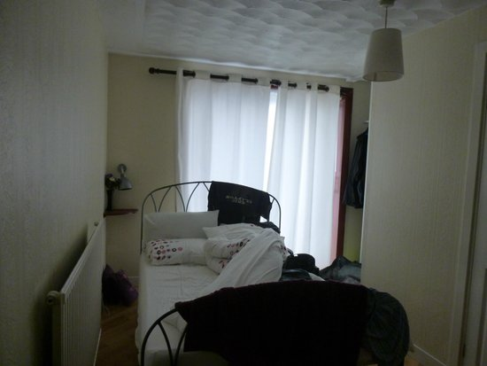 Anchorage Guest House: Double bed room!