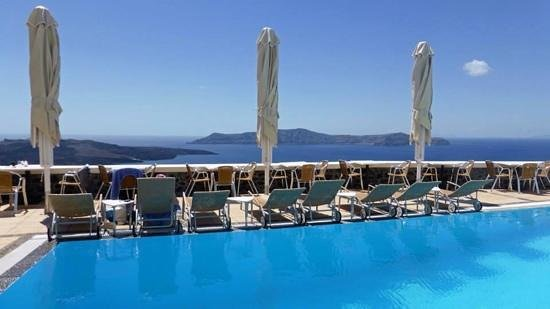 Panorama Boutique Hotel: Hotel pool