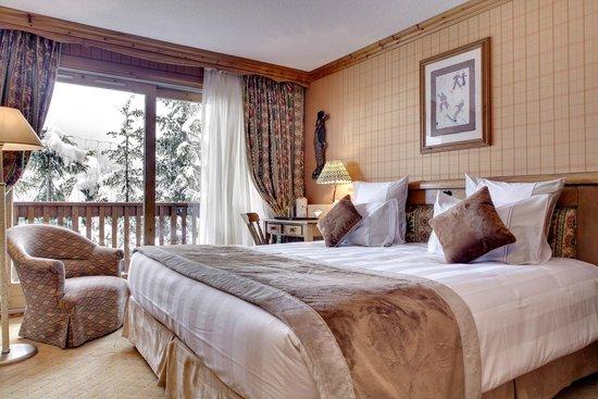Hotel Le Grand Coeur & Spa: chambre double