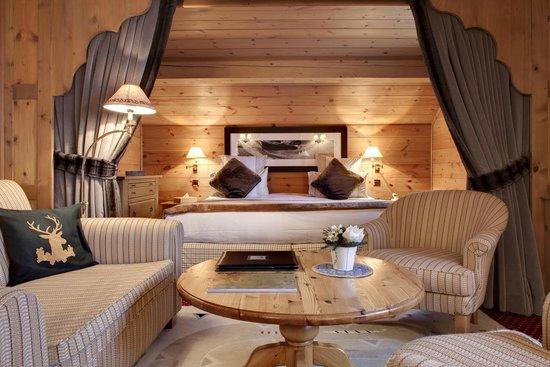 Hotel Le Grand Coeur & Spa : Junior Suite