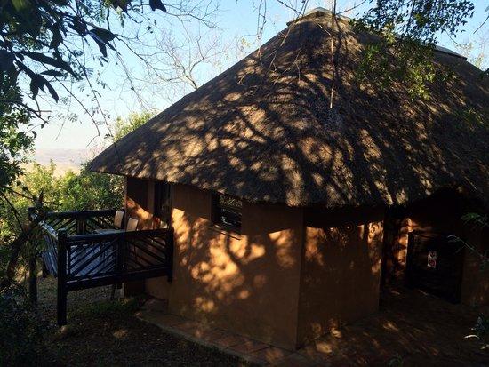 Hluhluwe Umfolozi Hilltop Camp: Room 35