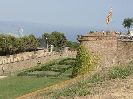 Veduta panoramica - Picture of Parc de Montjuic, Barcelona ...
