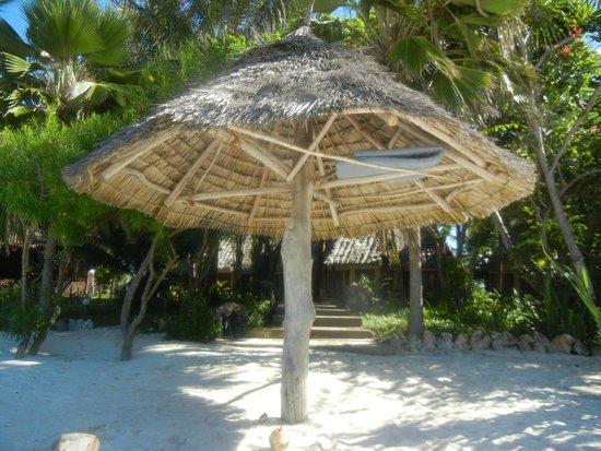 Villa de Coco : Umbrella