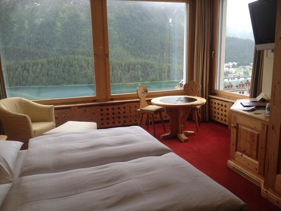 Hotel Languard: Out room