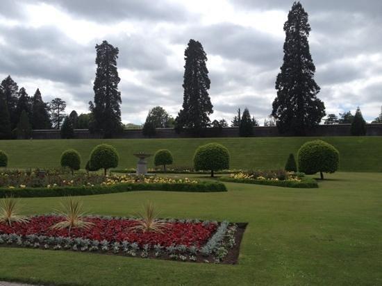 Powerscourt Hotel, Autograph Collection: the gardens