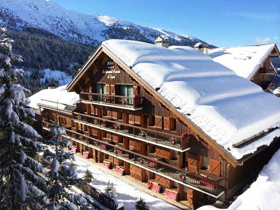 Hotel Le Grand Coeur & Spa : Le Grand Coeur & Spa