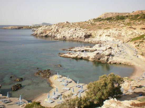 Kalithea Horizon Royal: spiaggia stupenda...
