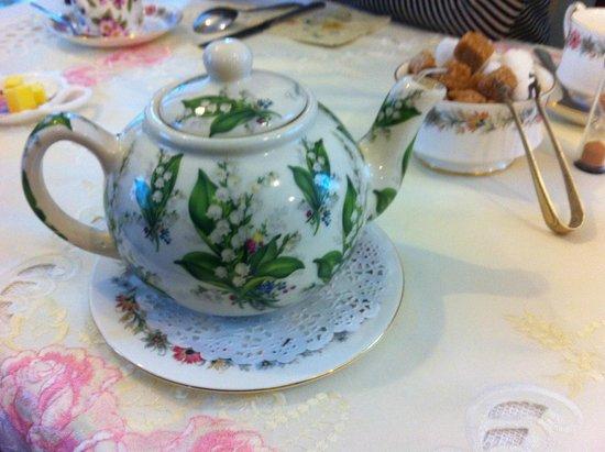 Cupán Tae : My teapot