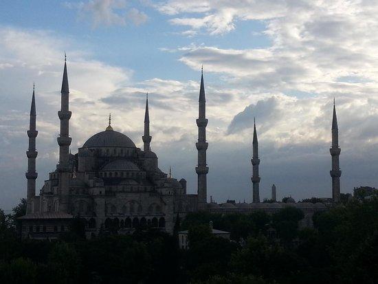 Mosquée Bleue (Sultan Ahmet Camii) : Blue Mosque