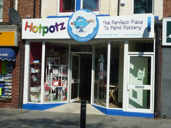 Hotpotz Ceramic Painting Studio