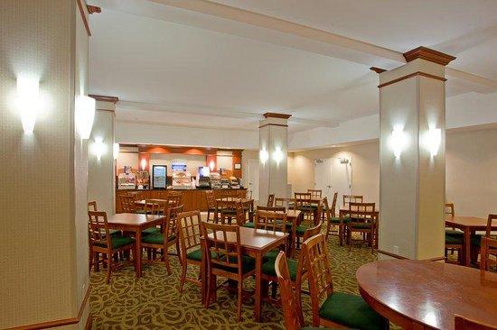 Holiday Inn Express Hotel & Suites Santa Clarita: Express Start Breakfast Bar