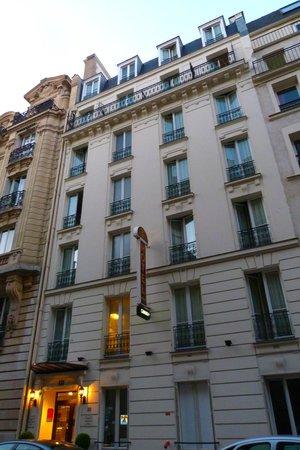 Alexandrine Opera: Отель