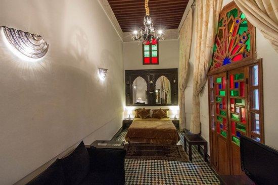 Riad Noujoum Medina : Suite