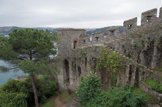 Rumeli Fortress: Внутри