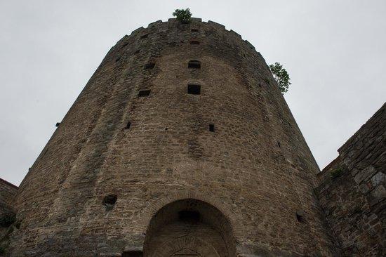 Rumeli Fortress: Снаружи башни