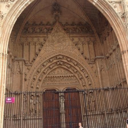 Palma Cathedral Le Seu: portale